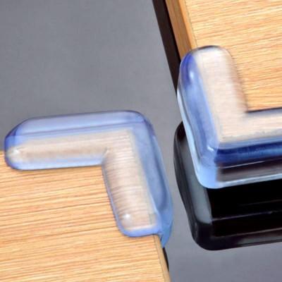 Защитная накладка для острых углов силиконовая от ударов