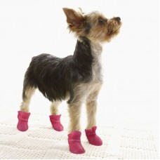 Сапожки резиновые для собак размер М
