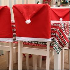 """Чехол для спинки стула """"Новогодний"""""""